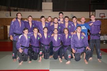 BL_Vienna_Samurai-Mannschaft